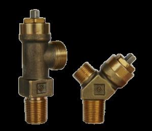 Acetylene valve w/ key